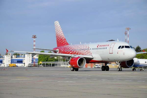 Авиакомпания «Россия» увеличит количество рейсов в Крым до трех в сутки