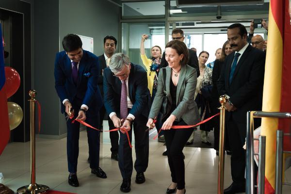 BLS International открывает визовый центр Испании в Москве