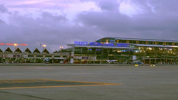Новый аэропорт на Пхукете постоят до 2025 года