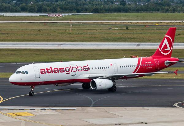 «Интурист» отменил программу из Петербурга в Анталью на рейсах Atlasglobal