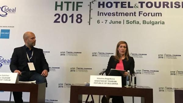 В 2017 году в Болгарии отдохнуло 8.9 млн. иностранных туристов