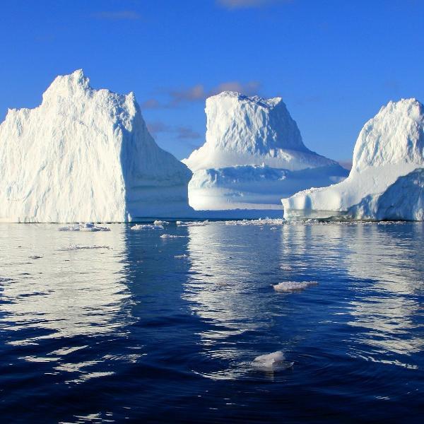 Один из самых больших айсбергов на планете может растаять