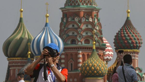 Объявлен рейтинг въездного туризма в России 2018 года
