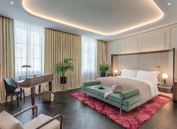 Отель Raffles открылся в Варшаве