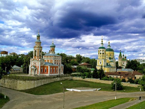 Вопрос о включении Серпухова в «Золотое кольцо России» будет рассмотрен до начала июля