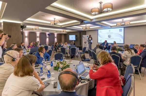 2-й Греко-российский форум по межрегиональному сотрудничеству прошел на Халкидиках