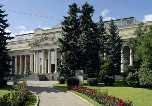 Пушкинский музей организовал экскурсии к ЧМ-2018, посвященные спорту