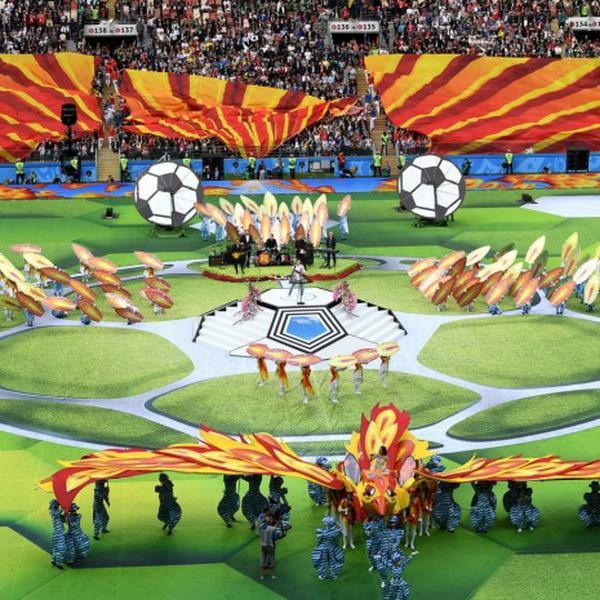 В России впервые стартовал Чемпионат мира по футболу