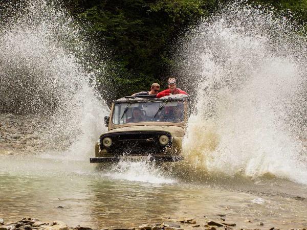 Депутаты Кубани разработают закон, регулирующий экстремальный туризм