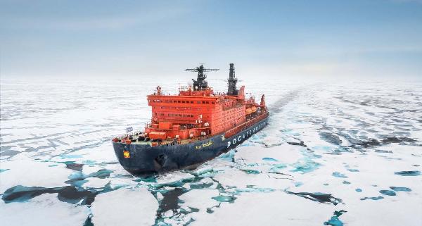 Туристический сезон открывается в Арктике