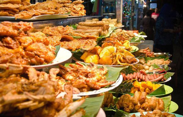 Праздник уличной еды развернется в Коломбо