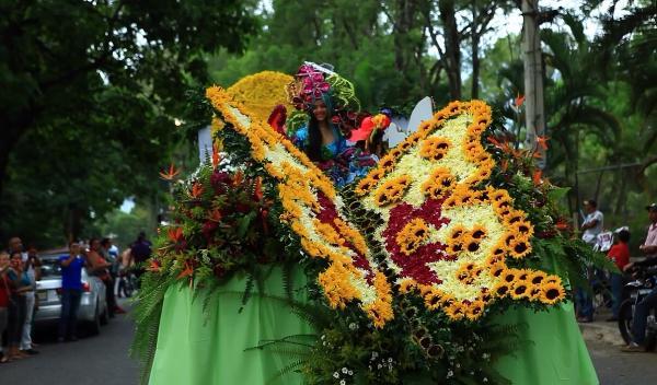 Харабакоа приглашает на Фестиваль цветов