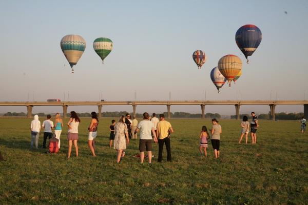 Более 5 тыс. гостей ожидают на всероссийском фестивале воздухоплавателей в Коми