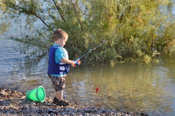 Под Калугой прошёл детский рыболовный фестиваль «В гостях у Карпа»