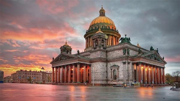 В Петербурге может появиться проект «Ночь храмов»