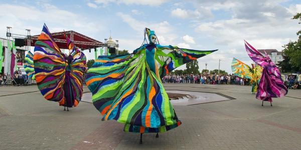 Рекордное количество зрителей посетило Платоновский фестиваль искусств в Воронеже