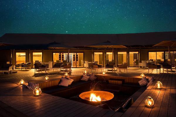В Шардже открылся эко-курорт Kalba Kingfisher Lodges