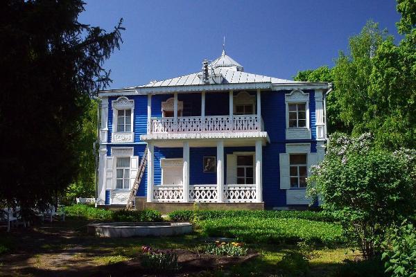 Музей-усадьба Рахманинова может стать первым в Тамбовской области музеем-заповедником