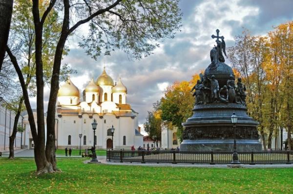 Новгородские власти намерены к 2020 году увеличить турпоток в два раза
