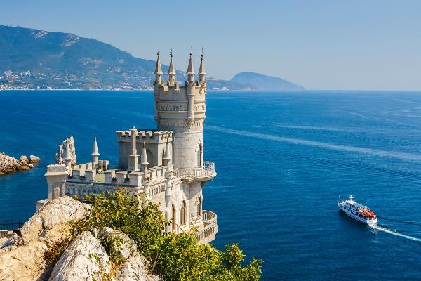 Ростуризм назвал Крым наиболее востребованным из российских курортов