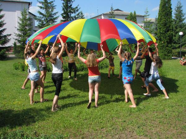 В российских лагерях этим летом отдохнут 6 млн детей