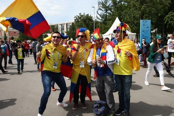 Ростуризм отметил рост турпотока в Россию из-за чемпионата мира