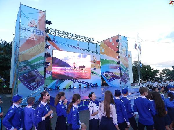 Детский кинофестиваль «Алые паруса» пройдет в Крыму