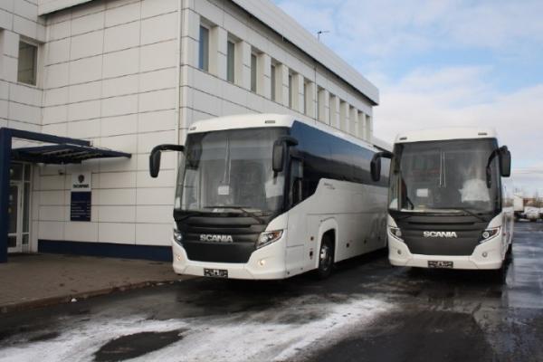 «Совавто» запустит автобусный маршрут из Петербурга до порта в Хельсинки