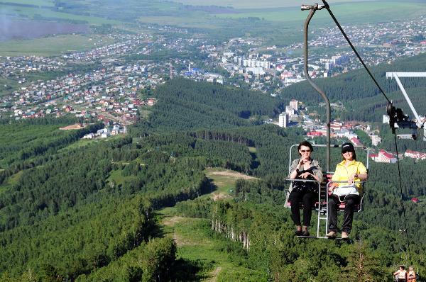 Алтайский курорт намерен развивать природный парк совместно с немецкими партнерами