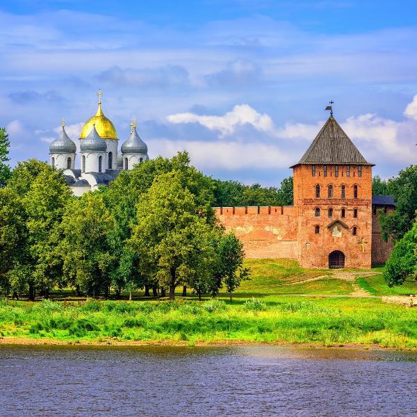 В Великом Новгороде археологи нашли самый древний мост России