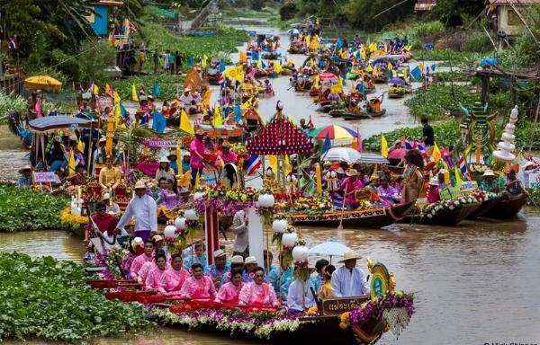 Праздник Кхао Пханса в Таиланде ознаменует начало буддийского поста