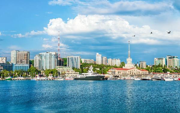 Почти все отели Сочи загружены на 100% в период ЧМ-2018