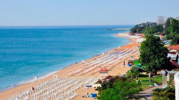 Спрос на курорты Болгарии держится на уровне прошлого года