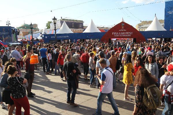 Петербург в рамках ЧМ-2018 посетили свыше 150 тысяч болельщиков