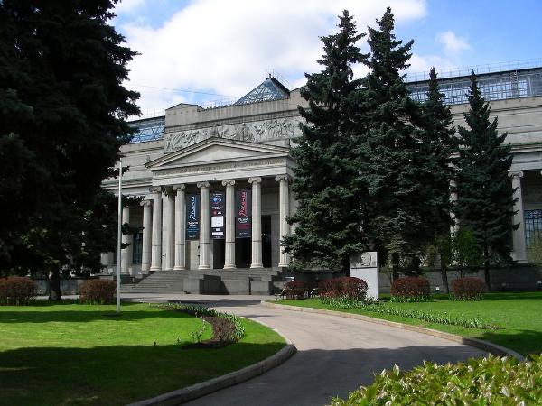 Иностранные болельщики зачастили в Пушкинский музей, а россияне стали ходить реже