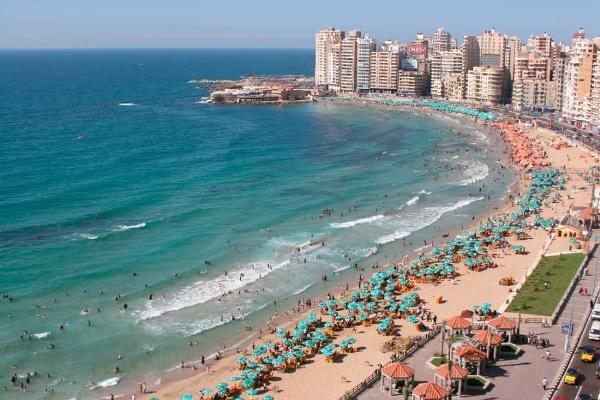 Платные частные пляжи для туристов могут ввести в Александрии