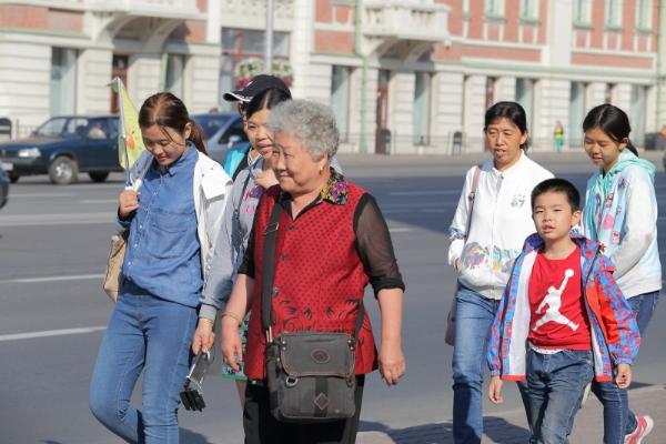 В Новосибирске активно растет въездной поток из Китая