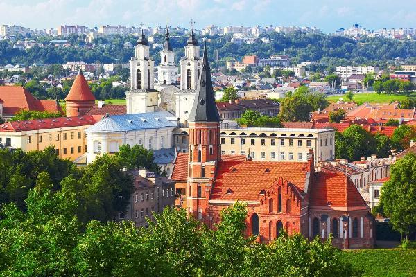 Поток российских туристов в Литву продолжает увеличиваться