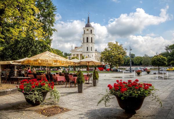 Вильнюс вводит туристический налог с 1 июля