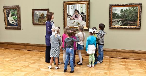 В Госдуму внесли законопроект о бесплатном посещении музеев детьми до 18 лет