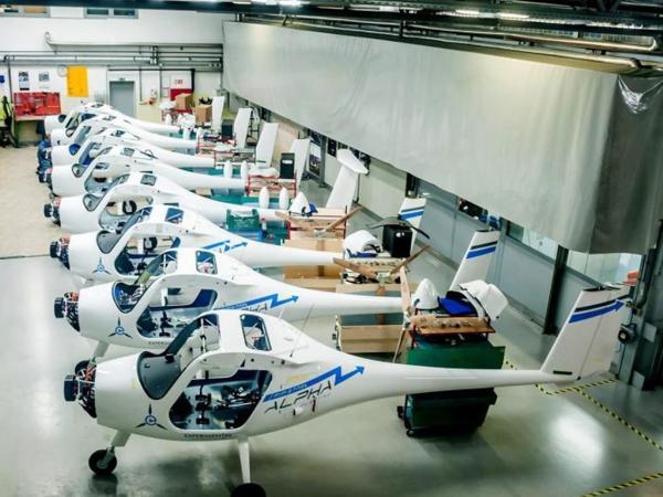 Норвегия перейдет на электрическую авиацию