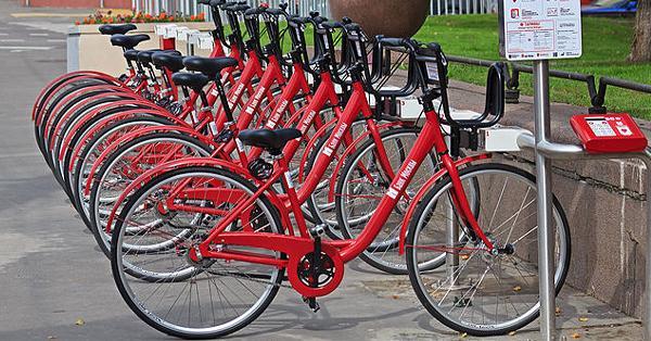 Велосипедные маршруты для гостей ЧМ разработали в Екатеринбурге