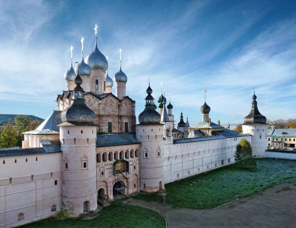 Турпоток в Ярославскую область может вырасти в 2,5 раза за восемь лет