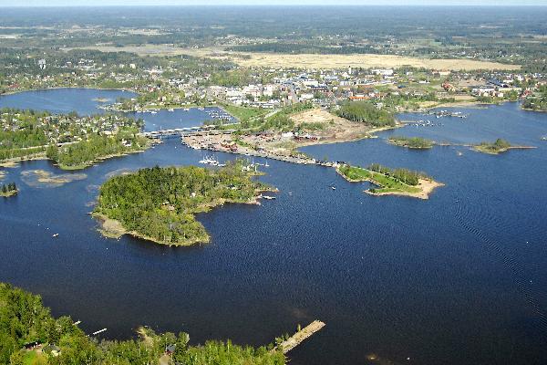 Финский город потратил 580 тысяч евро на флагшток