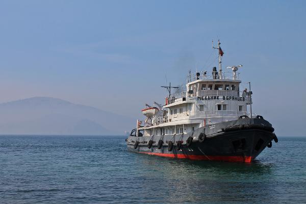 Между островом Ольхон и туристской ОЭЗ на Байкале будет курсировать теплоход