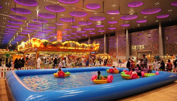 Ежегодный Летний фестиваль стартовал в Дохе