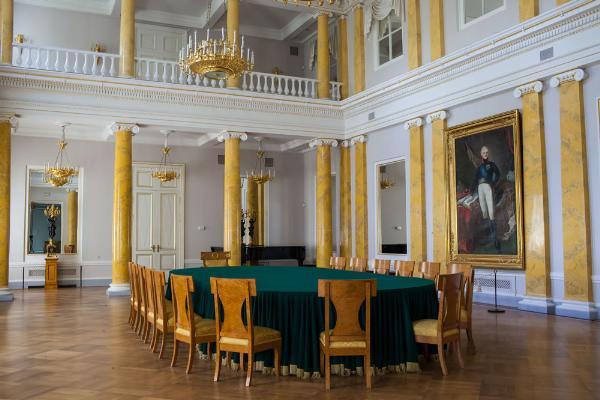 Любимые блюда Державина приготовят в его музее-усадьбе в Петербурге