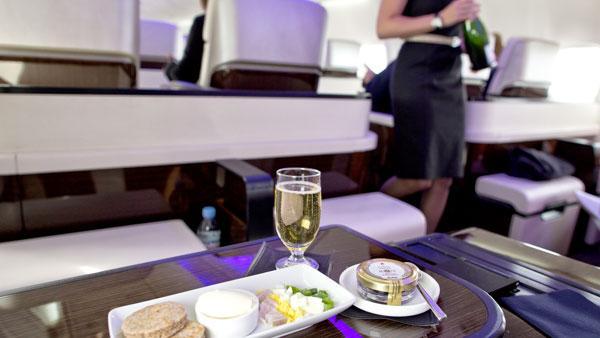 Американский туроператор привез в Россию 85 туристов на самолете премиум-класса