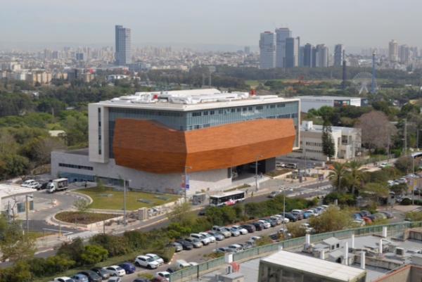 Стейнхардский музей естествознания откроется 2 июля в Тель-Авиве