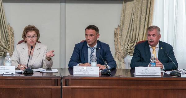 Главы 45 муниципальных образований приняли участие в VI Съезде мэров малых городов